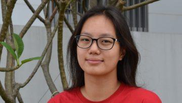 Joyce Zhu (Raffles HOH)