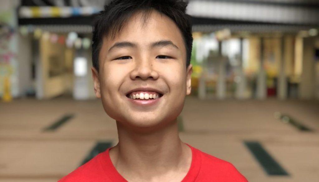 Brian Wong (Raffles HOH)