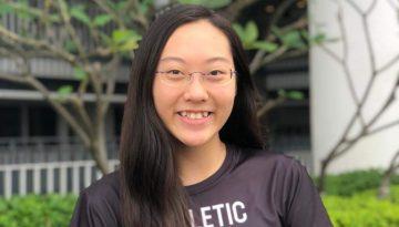 Kaitlyn Shi (President of AC)