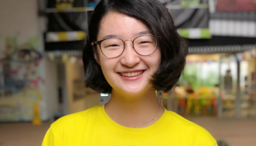 Lorraine Jiang (LKY HOH)