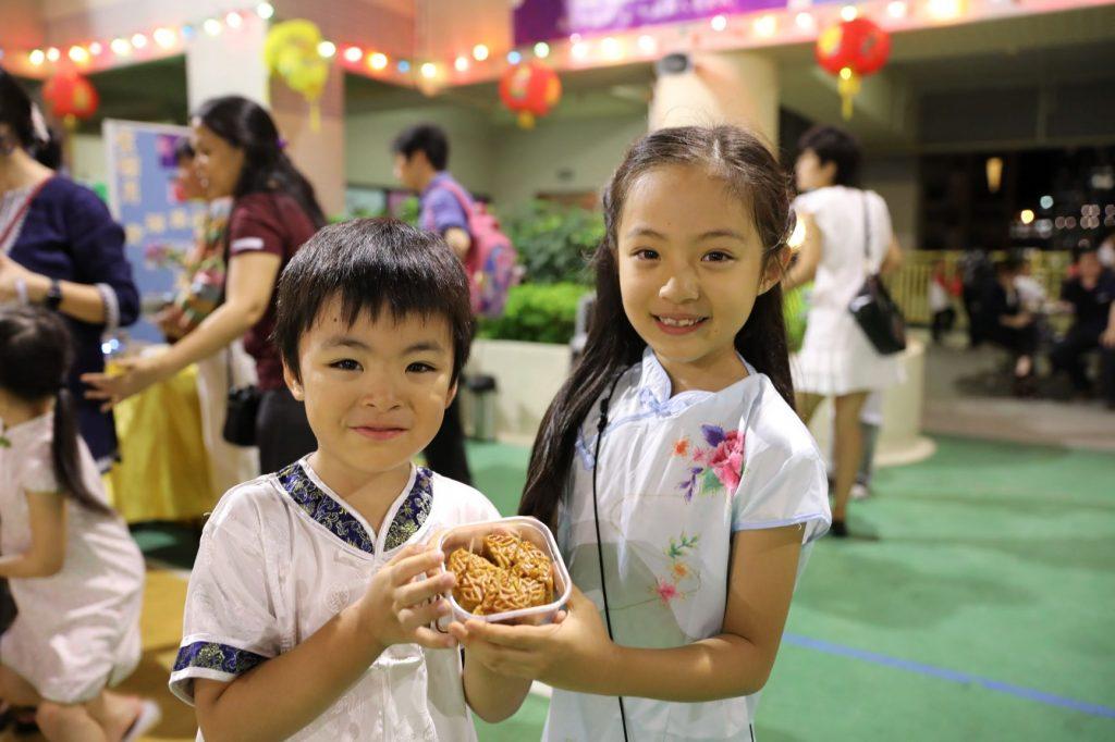 AY1920 Mid-Autumn 品尝月饼