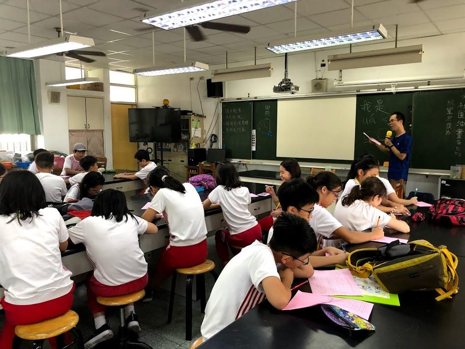 在学校学习