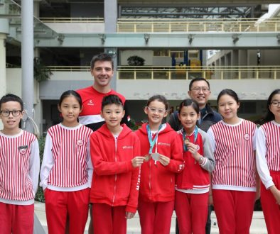 HKSSF and ISSFHK Swimming Championships (impressions)
