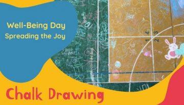 Chalk drawing Impression