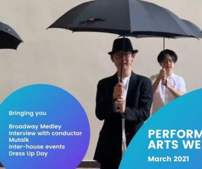 Performing arts week_Impression